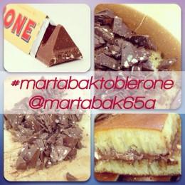 Martabak Toblerone